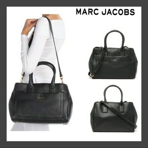 NWT Marc Jacobs Leather Empire City Shoulder Tote